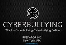 Cyberbullying / Like classic bullying, cyberbullying is harmful, repeated and hostile behavior intended to taunt, deprecate & defame a targeted child. Cyberbullying describes threatening or disparaging information against a target child delivered through Information and Communications Technology (ICT.) A cyberbully is usually driven by a need for peer acceptance, but may engage in these maladaptive behaviors out of ignorance of the distress they cause a target child.