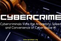 Cybercrime / Cybercrime is criminal activity using Information and Communications Technology (ICT) to target online users, groups or organizations. All forms of cybercrime involve a combination of ICT, social media and mobile device technology. Cybercrime is segmented into two categories of cybercriminal activities. These activities are the ICT technologies used to achieve the cybercriminal's aims or methods of targeting the person using ICT. As the Information Age evolves, cybercrime grows at a rapid pace.