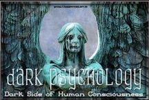 Dark Psychology / Dark Psychology is the study of the human condition as it relates to the psychological nature of people to prey upon other people motivated by criminal and/or deviant drives that lack purpose and general assumptions of instinctual drives and social sciences theory. All of humanity has the potentiality to victimize humans and other living creatures. While many restrain or sublimate this tendency, some act upon these impulses. Dark Psychology explores criminal, deviant and cybercriminal minds.