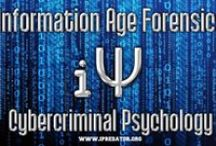 Information Age Forensics / Information Age Forensics (IAF) is a new field of forensic science, cybercriminal psychology and digital forensic investigation. IAF recognizes the existence of the Information Age forensic construct, iPredator. Information Age assailants, aggressors, criminals, deviants and violently disturbed, iPredators, who use Information and Communications Technology in the commission of their criminal, deviant or harmful activities are criminal and psychopathological classifications new to humanity.