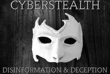 Online Deception (Cyberstealth) / Online Deception (Cyberstealth) is a term used to define a method or strategy by which iPredators use Information and Communications Technology (ICT) , if they so choose, to establish and sustain anonymity while they troll and stalk a human target. Online Deception (Cyberstealth) is a methodology entrenched in Information Age Deception. Given the Internet inherently affords everyone anonymity, Cyberstealth used by iPredators range from negligible to highly complex and multi-faceted.