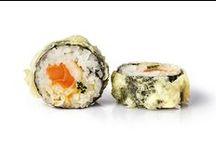 SENSACIONES UP by SushiUp / Novedosos y exquisitos rolls diseñados para llevar tu paladar a otra dimensión... ¡que ricos!