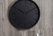 Clock design.