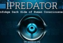 """iPredator Themes / """"iPredator is a construct defining those who engage in criminal, coercive, deviant or abusive behaviors using ICT. Central to iPredator is that Information Age criminals, deviants and the violently disturbed are new psychopathological classifications. Whether the offender is a cyberbully, cyberstalker, cyber harasser, cybercriminal, online sexual predator, cyber terrorist or engaged in nefarious cyber deception, they fall within the scope of iPredator."""" Michael Nuccitelli Psy.D., iPredator Inc."""