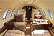 Cessna Citation V N560JM / Seats 7 comfortably.  Watch a 360-degree virtual tour of this aircraft at http://tours.spinvision.com/47781