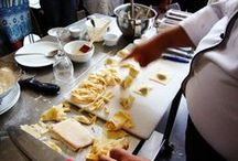 Italian through Food / Lessons involving food and cooking to teach vocabulary and pronunciation