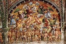 Italian Art / Art by Italian masters as well as some modern Italian artists