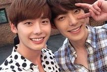 Lee Jongsuk - Kim Woobin (SHIP)