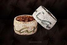 Luxury Jewellery / Luxusní šperky