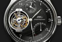 Luxury Watches / Luxusní hodinky