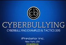 Cyberbullying-2015 / Cyberbullying Tactics 2015 is a prevention education article, webpage and Pinterest board, authored by Michael Nuccitelli, Psy.D. of iPredator Inc., resulting from his research on bullying and cyberbullying. Cyberbullying is one typology included in his Information Age darkside of human consciousness construct called iPredator. From his research, Dr. Nuccitelli compiled 42 ways children of the Information Age engage in cyberbullying, cyberbullying by proxy and bullying.