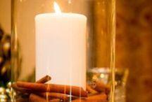 Kaarsen/lichtjes