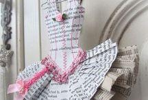 l'art du papier / Art paper