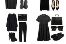 Travel and Capsule Wardrobes