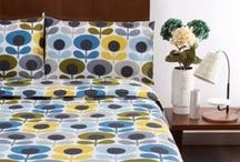 Orla Kiely Bedding / Orla Kiely bedding is ideal for adding colour and style to a bedroom and great for those who love her mid-century inspired retro style. Discover our collection today: