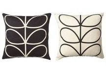 Orla Kiely Cushions / Orla Kiely cushions are a stylish and striking addition to a retro or contemporary interior, available in many different colour varieties and featuring iconic and uplifting designs. Discover our collection today: