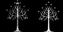 Tree of Gondor / Trees of Gondor, Elven armour and tattoo ideas