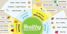 Healty's food idea / Cibo light