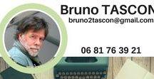 "Bruno Tascon Ecrivain Scénariste / Bruno Tascon  ((http://bruno-tascon.blogspot.fr))  écriture scénarios - multimédia Web Reporter - Scénariste - Rédacteur & Graphiste Ecrivain Animateur d'ateliers ""LECTURES & ECRITURES""  ((https://plus.google.com/+BrunoTASCON))"