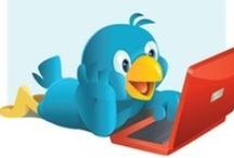 Sosiale Medier / Social Media #Twitter #Facebook #Pinterest #Instagram #LinkedIn #Blog #Communication #YouTube #Google+