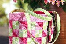 Handmade - patchwork & crochet... etc...
