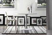 Textile living room / living room concept ideas