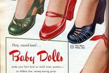 Swing Dance Shoes / Shoes perfect for balboa or lindy hop!