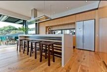 Kitchen Inspiration / Kitchen inspiration from award winning New Zealand Architectural Designers.