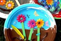 Arts & Crafts / Arts and crafts activities for young children.