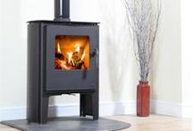 Mendip Stoves / A collection of pictures of the Mendip Stoves range.