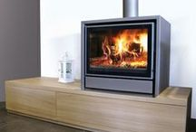 Jide / A collection of pictures of the Jide range of woodburning stoves