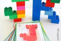 LEGO Activities / Creative LEGO activities for kids.
