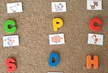 The ABCs / Activities to help children learn the alphabet