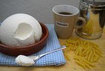 cocina y pasion / recetas de cocina para contrastar decorar etc . / by Casas Rurales Alcoine