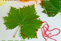 Season: Fall / Educational activities, printables and crafts for kids to do in the Fall. Pumpkins, apples, trees, leaves, etc.