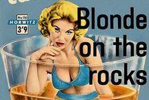 THE BLONDE SERIES / BABY BLONDE /  TWENTY-SOMETHING AND BLONDE /  THIRTY BLONDE  /  THIS NOVEL SERIES RELEASES SUMMER 2015