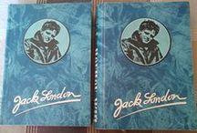 Jack London / author (*1876 †1916)