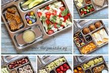 Lunchbox Foods! Gluten-free & Dairy-free! / How to create easy gluten-free lunches, easy dairy-free, gf lunch ideas, grain-free lunches, Paleo lunches, GAPS lunches