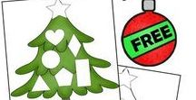 Holiday: Christmas / Educational activities and crafts for kids to celebrate Christmas.