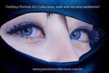 Portrait Art / www.portraitart.com.br Mais arte em seus ambientes!