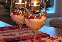 Christmas / Karácsonyi díszek, dekorációk, receptek