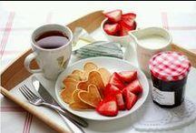 Healthy breakfast & dinner