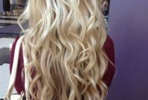 Hair / Love long gorgeous hair and all the ways to style it!