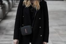 Style | All Black - Whatever the Season