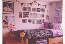 EV | In the Dorm / College Chic