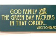 "The Green Bay Packers / ""Of Course It's My Favorite Team, Can't You Tell."" ALL FANS OF THE GREEN & GOLD ARE WELCOME"