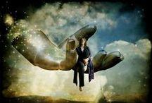 SWEET DREAMS / ... illustrations of dreams and fantasies &  a creative sense... illusions...