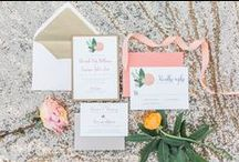 Wedding Invitations / Exclusively at Paper+More