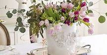 SPRING inspiration / This board is dedicated to Inspiration for Spring entertaining!