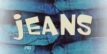 JEANS LOVERS / Jeans... jeans... jeans... I don't take messages.Just do a pin comment for board/boards you're intrested in. I don't want private messages / just an open comment, all ppl can see... so i dont get confusion and misunderstanding... or if someone contacting for using just YOU/Me. Everyone can be polite under discover. You're welcome - you that love to pin. I want U! Group boards admins are rivals or can be so <3